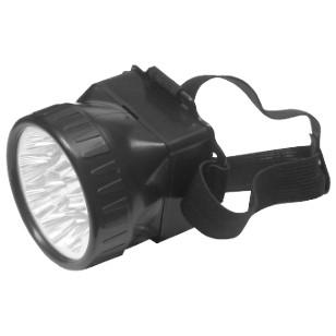 Lanterna Frontala Rotunda / Nr. LED: 9