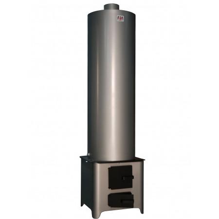 Boiler Combustibil Solid / V[l]: 90; Tip: Otel Vopsit