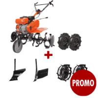 Motosapa T702 EPTO / P[CP]: 7 + Roti Agricole + Roti Metalice + Plug + Rarita PROMO.