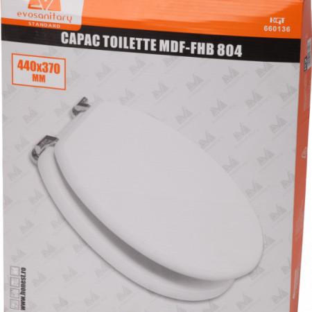 Capac Toilette MDF-FHB 804 / L[mm]: 440; B[mm]: 370
