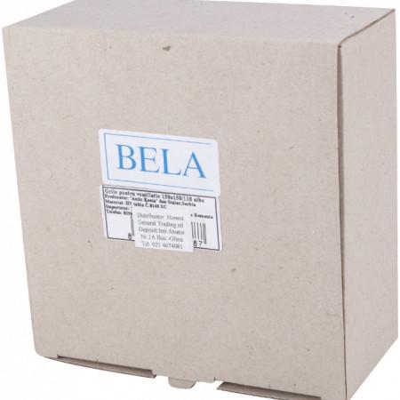 Grila de Ventilatie Alba / B[mm]: 150; L[mm]: 150; D[mm]: 100