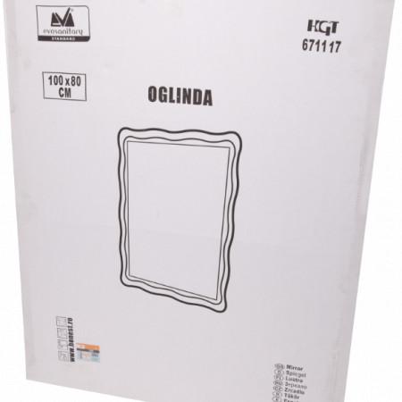 Oglinda 1013 / H[mm]: 1000; B[mm]: 800