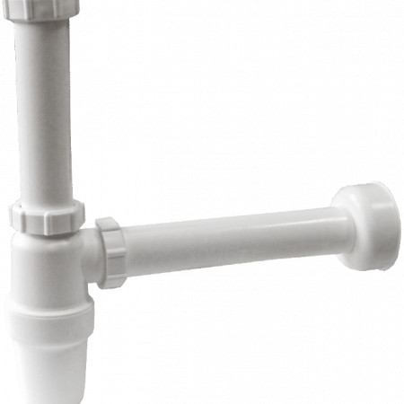 Sifon Reglabil din Plastic STY-538-3 / Dev[mm]: 40; D[inch]: 1 1/2