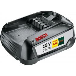 Acumulator PBA 18V 2.5Ah W-B, 18V Bosch