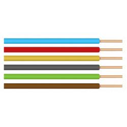 Conductor Electric FY / S[mmp]: 2.5; C: rosu