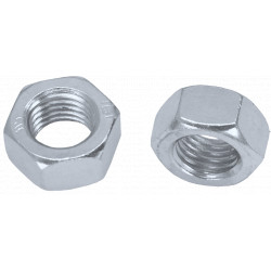 Piulita Zincata Gr.8 DIN 934 / d[mm]: M18