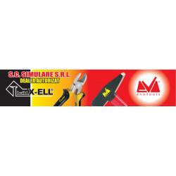 Banner Unelte de Mana BX-ET / D[cm]: 180x50