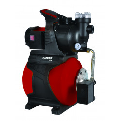 "Hidrofor cu rezervor 800W 1""max 53 L/min 3bar 40m cu filtru RDP-WP800SW"