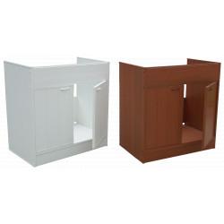 Masca Chiuveta PVC Crina / D[cm]: 50x80; C: alba