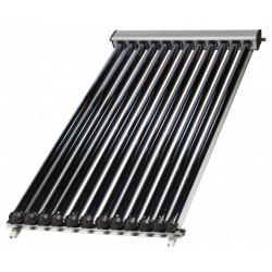 Sistem Colector Panou Solar cu Tuburi Heat Pipe SPA-58 / T[buc]: 12; D[mm]: 58; L[mm]: 1800