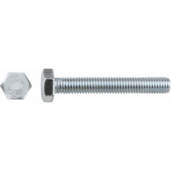 Surub Cap Hexagonal DIN 933-4.8 / D[mm]: M14; L[mm]: 100