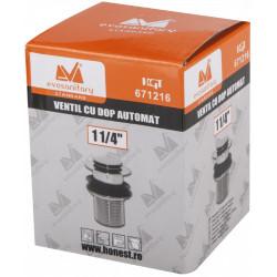 Ventil cu Dop Automat / D[inch]: 1 1/4; Dv[mm]: 60
