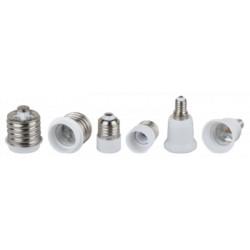 Adaptor Dulie / Tip: E27-E14