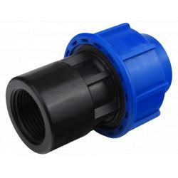 Adaptor FI pt PEHD / D[mm]: 50; Di[inch]: 1 1/4; Tip: 15820-7-E