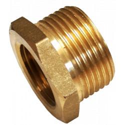 Reductie Bronz 241 / De[inch]: 1; Di[inch]: 1/2