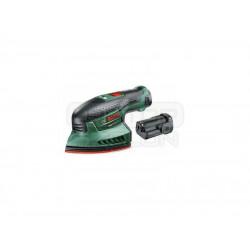 Slefuitor acumulator EasySander 12, 12V Bosch