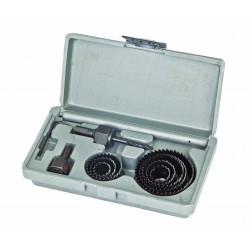 11Pcs/Set freza gaurire 19-64mm