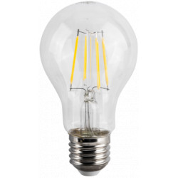 Bec Led Tip Filament / Tip: A60; E: 27; P[W]: 6; C: 2700K