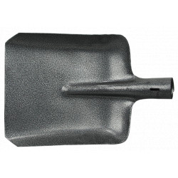Lopata Tip C Gri Carbon / L[mm]: 270; B[mm]: 230; C[buc]: 12