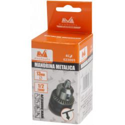 Mandrina Metalica / D[mm]: 10; P: con