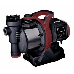 "Pompa cu autoamorsare 1100W 1""max 77L/min 45m INOX cu filtru de apa si afisaj LCD RDP-WP45"