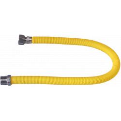 Racord Flexibil cu Protectie pt Gaz (IT) / D[inch]: 1/2; L[mm]: 500-1000; C: FI-FE