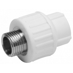 Racord PP-R FE / Dp[mm]: 40; Df[inch]: 1 1/4