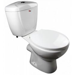 Vas WC Complet A(R) / S: Verticala; L[mm]: 650; h[mm]: 400; H[mm]: 745