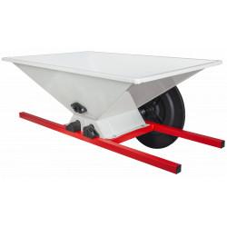 Zdrobitor Struguri Mare - Manual, Cuvă Vopsea Emailată 950 X 600 mm PG.
