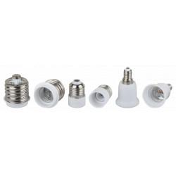 Adaptor Dulie / Tip: E14-E27
