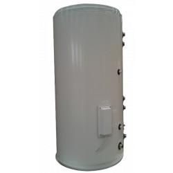 Boiler Inox Termo cu Serpentina Inox / Tip: Panouri Solare 100 litri