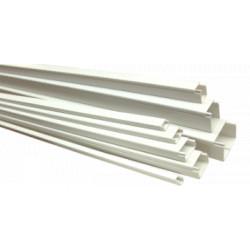 Canal Cablu PVC cu Adeziv / B[mm]: 25; H[mm]: 25