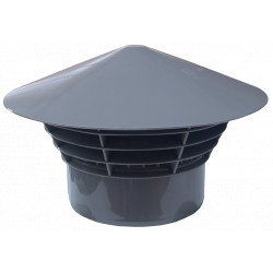 Cap Coloana de Ventilatie PP / D[mm]: 110