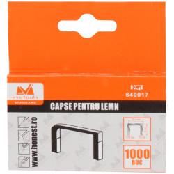 Capse Lemn 1000 Pcs / h[mm]: 14; g[mm]: 1.2