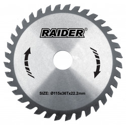 Disc circular 180х24Тх20.0mm RD-SB01