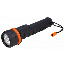 Lanterna cu Protectie Cauciuc si Leduri / N[buc]: 7