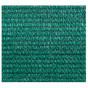Plasa Umbrire Verde HDPE UV Densitate: 95 / B[m]: 1.7; L[m]: 10; GU[%]: 95; D[g/mp]: 95