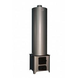 Boiler Combustibil Solid / V[l]: 90; Tip: Inox