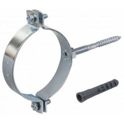 Colier din Metal cu Prezon si Diblu ESS / D[mm]: 74-80; Tv[inch]: 2 1/2