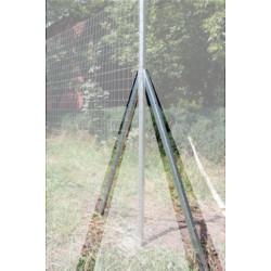 Contravantuire pt Plasa Gard din Otel Zincat 30x40x30-2 / Tip: dreapta; L[cm]: 150
