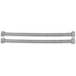 Racord Flexibil FI-FI Inox Corugat / D[inch]: 1/2; L[cm]: 30