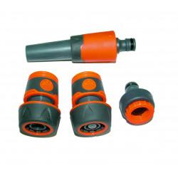 Set Pistol pentru stropit multifunctional 3 accesorii ABS TG