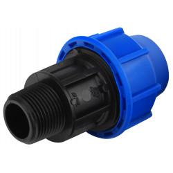 Adaptor FE pt PEHD / D[mm]: 50; De[inch]: 1 1/2; Tip: 15810-7-F