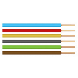 Conductor Electric FY / S[mmp]: 1.5; C: rosu