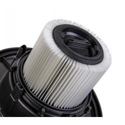 Filtru HEPA Ø137 L107mm pentru aspirator RDP-WC04