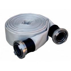 Furtun Refulare Flat Textil Kit 20m + 2 Cuple Storz / D[inch]: 2