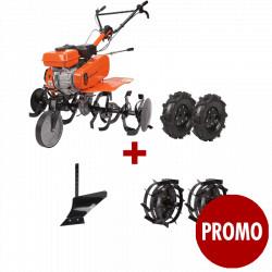 Motosapa T702 EPTO / P[CP]: 7 + Roti Agricole + Roti Metalice + Plug PROMO.