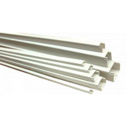 Canal Cablu PVC ETS / B[mm]: 40; H[mm]: 16