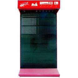 Expozitor Metalic Ro / L[mm]: 1350; B[mm]: 450; H[mm]: 2300