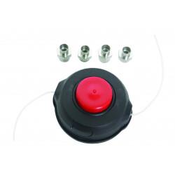 Mosor cu fir pentru motocositoare cu 4 adaptori RD